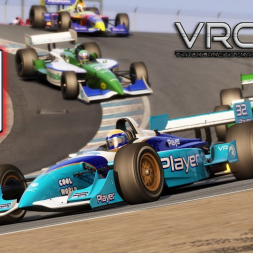 Assetto Corsa * Indycar 1999 road by VRC [Formula NA 1999 out now]
