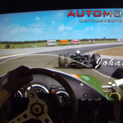 1967 Lotus 49 - Kyalami Grand Prix Circuit