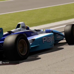 Assetto Corsa * CART 1999 oval by VRC [Formula NA 1999 out now]