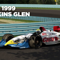 CART 1999 / Watkins Glen / Assetto Corsa / Cockpit + Replay