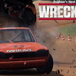 Next Car Game Wreckfest - Total Mayhem, What Did I Expect?