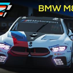 rFactor 2 - BMW M8 GTE at Bathurst (Endurance Pack) (PT-BR)