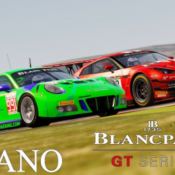 Assetto Corsa VR / Blancpain GT Series / Misano 15 Lap Race