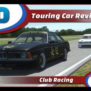 RaceDepartment Touring Car Revival @ Oulton Park rfactor2 Oculus Vr