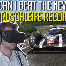Can I beat the fastest lap EVER at Nordschleife? Porsche 919 EVO 5:19:54
