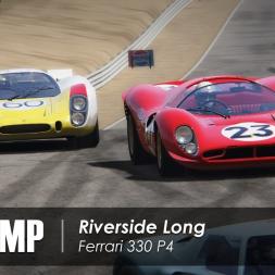 Assetto Corsa VR - 60's LMP (Backmarking) - Riverside - RD Club Race