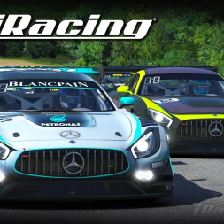 iRacing - VRS GT Sprint Series - Mercedes AMG GT3 at Road Atlanta (PT-BR)