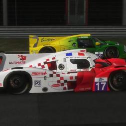 RF2 - Racedepartment LMP3 at Algarve: And the winner is...