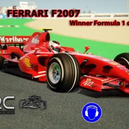 Assetto Corsa * VRC Ferrari F2007 [out now + free download]