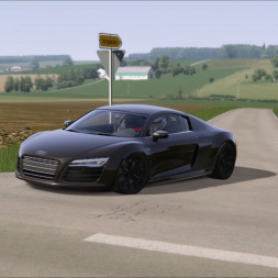 Assetto Corsa How Stig Drives To The Supermarket