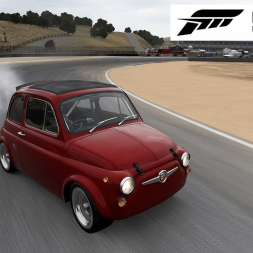 Forza Motorsport 7: The little Fiat 500 from Hell