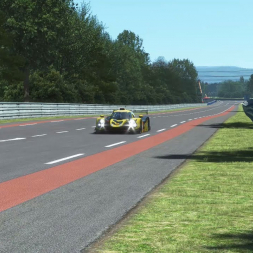 rF2 I SpeedyMite Racing LMP3 #27 @Lemans Test1 I xDevildog