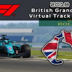 F1 2018 British Grand Prix | Virtual Track Guide | Silverstone, UK | ACFL 2018