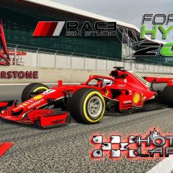 Assetto Corsa * Formula Hybrid 2018 * British GP * Hotlap + setup [1:27:474]