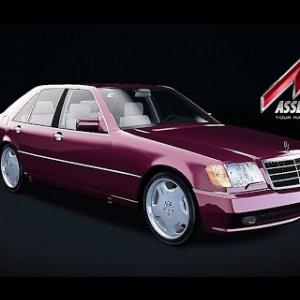 Sunday Sub Showdown: Mercedes S70 AMG on Queensland!