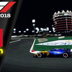 F1 2017 | Formula Fantasy EP01 2018 - Battles with WDCs!