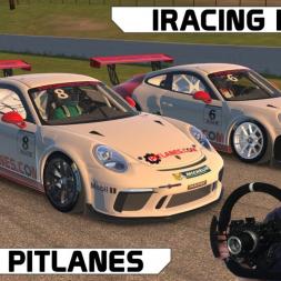 iRacing VR - Porsche's at Mosport