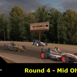 iRacing - UK & I Skip Barber League - Mid Ohio