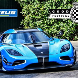 Goodwood Festival of Speed 2018 - Hypercars Doing Donuts! - Michelin Supercar Paddock
