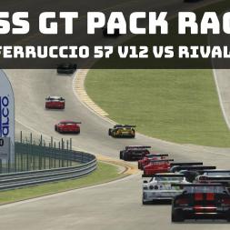 Assetto Corsa - RSS GT Pack Race (Ferruccio 57) @ Spa