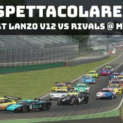 Assetto Corsa -  RSS GT Pack (Lanzo) Race @ Monza