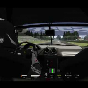 [Assetto Corsa] Imola, Ferrari 599FXX, 1.40.7
