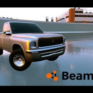 BeamNG Drive: My second Automation car with 1400 HP