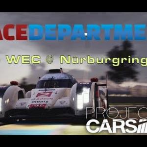 RaceDepartment live WEC @ Nürburgring GP Oculus VR