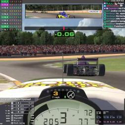 iRacing Formula Mazda at Road Atlanta Gameplay - Good fun race with Jason & Pierre
