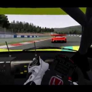 Assetto Corsa VR / JGTC 2000 @ Okayama Circuit
