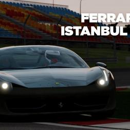 Ferrari 458 / Istanbul Park / Assetto Corsa / Cockpit + Replay