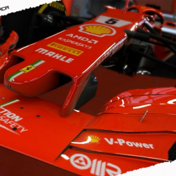 Assetto Corsa Ferrari SF71-H by ACR