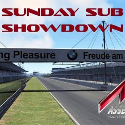 Sunday Sub Showdown: DTM Race at Nürburging GP