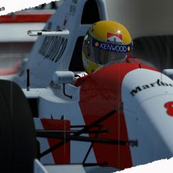 rFactor2 McLaren MP4/8 by ASRformula