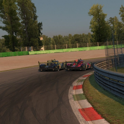 iRacing | iLMS Round 7 Monza | Lord of the Rings
