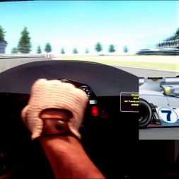 rF2 - Montreal - Brabham BT44B - 100% AI race