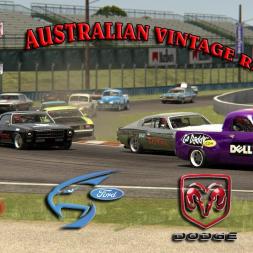 Assetto Corsa * Australian Vintage Race Pack [free download]