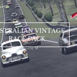 Assetto Corsa - Vintage Australian Race Pack Test in VR