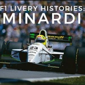 F1 Livery Histories: MINARDI