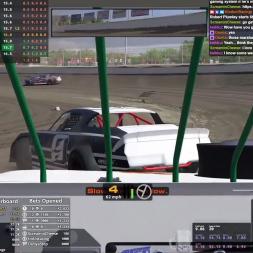 Dirtcar Racing Class C Street Stock Series at Limaland Motorsports Park iRacing