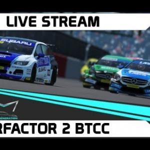 BTCC on rFactor 2 @ Silverstone