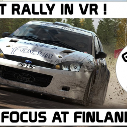 Dirt Rally in VR - Give Away Special !!!