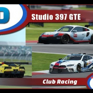 rFactor 2 RaceDepartment Event | Studio 397 GTE @ Okayama International Circuit