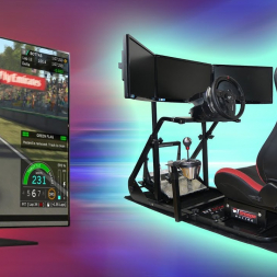 Wheel Stands & Simulators - Sim Racing Setup - Part 4 #racing #simracing