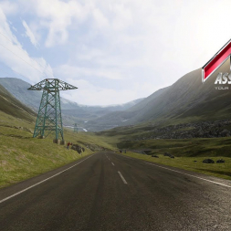 Assetto Mods: NEW Version of Transfagarasan Highway with Traffic!