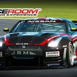 Raceroom - Nissan GTR GT1 at Suzuka (PT-BR)