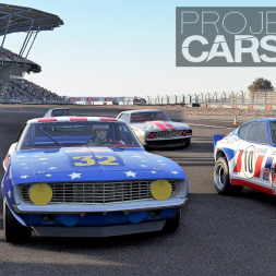 Project Cars 2: Vintage Car Race in the Rain!