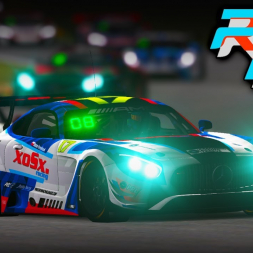 rFactor 2 - Mercedes AMG GT3 at Road Atlanta (PT-BR)