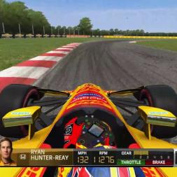 Automobilista | Hotlap | IndyCar 2018 | Portland [52.119]