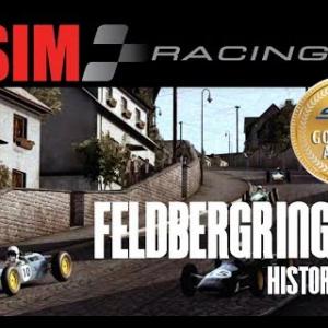 Assetto Corsa Historic Mod Track Feldbergring 1.3 - SRL Golden Mod Award